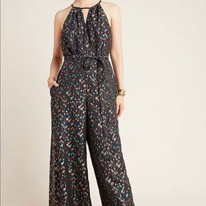 NWT! Anthro shimmery jumpsuit (pants)
